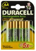 Köp Duracell StayCharged AA 4 Pack på www.battericentrum.se
