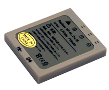 Batteri Digitalkamera 3.7v 710mAh